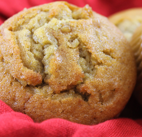 Muffin, Apple Cinnamon, WG, IW, High Crown, 2 oz. *K