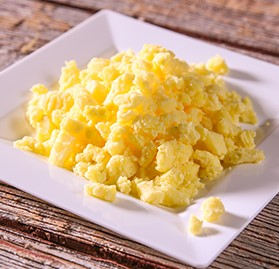 Eggs, Scrambled, Fully Cooked