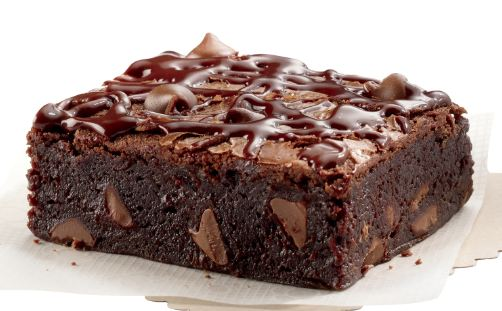 Baked Double Chocolate Brownie Sheet ~ 55oz