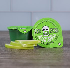 Super Sour Apple Applesauce, 4.5 oz