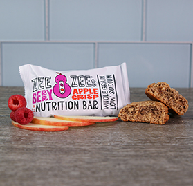 Berry Apple Crisp Nutrition Bar, 2.2 oz image