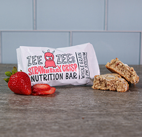 Strawberry Crisp Nutrition Bar, 2.2 oz