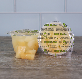 Pear Fruit Cup, 4.5 oz - Commodity