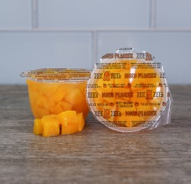 Peach Fruit Cup, 4.5 oz