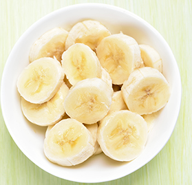Banana, Sliced IQF 22 lb.