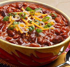 Chili, With Beans, 4/5 lb.