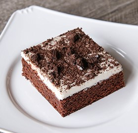 Brownie, Cookies and Cream, Unsliced, Half Sheet, AA