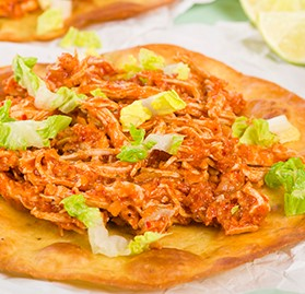 Chicken, Shredded w/Mexican Spices