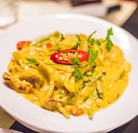 Sauce, Yellow Coconut Curry, Thai Style, AA