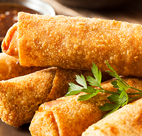 Egg Roll, Mini, Kung Pao Chicken, 1 oz.