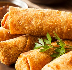 App, Egg Roll, Chick, Kung Pao, 1 oz.
