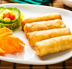 Egg Roll, Pork, 2oz, No MSG