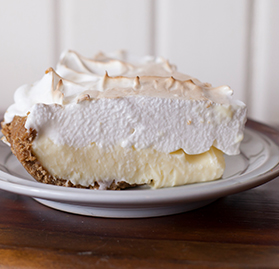 Pie, Lemon Cream, 10""