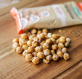 Chickpea, Roasted, Sea Salt, IW Clear, .75 oz