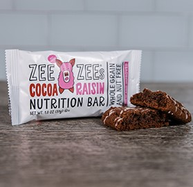 Cocoa Raisin Nutrition Bar, 1.8 oz