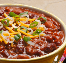 Chili, with Beans Canned 24/7.5oz