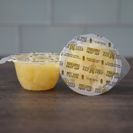 Pineapple Fruit Cup, 4.5 oz