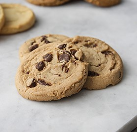 Cookies, Baked, Chocolate Chip, Sugar Free, AA