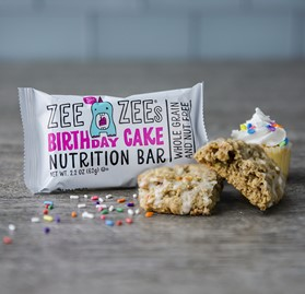 Birthday Cake Nutrition Bar, 2.2 oz