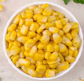 Vegetable, Corn Cut IQF Bulk