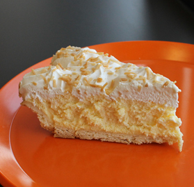 Pie, Coconut Cream, 10""