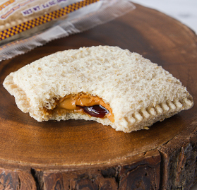 Sandwich, Soy Butter & Grape Jelly, 2.4oz, IW