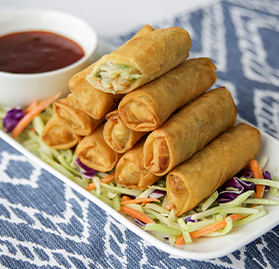 Spring Roll, Vegetable, 1oz.