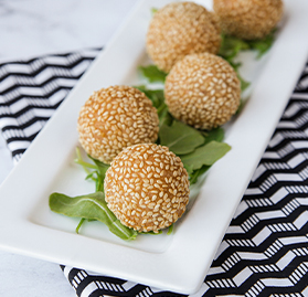 Sesame Ball, 0.7 oz.