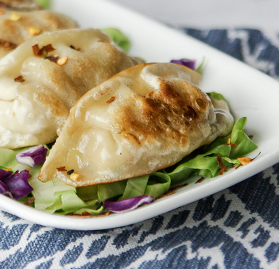 Potsticker, Veg & Pork, 0.67oz