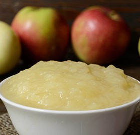 Applesauce, Unsweetened Can
