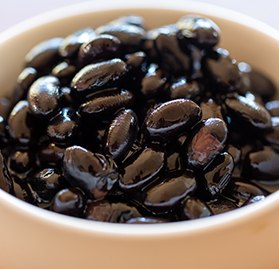 Beans, Black in Brine Low Sodium Can #10