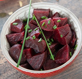 Beets, Diced Can #10