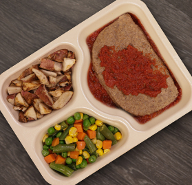 Kosher Meal, Italian Meatloaf