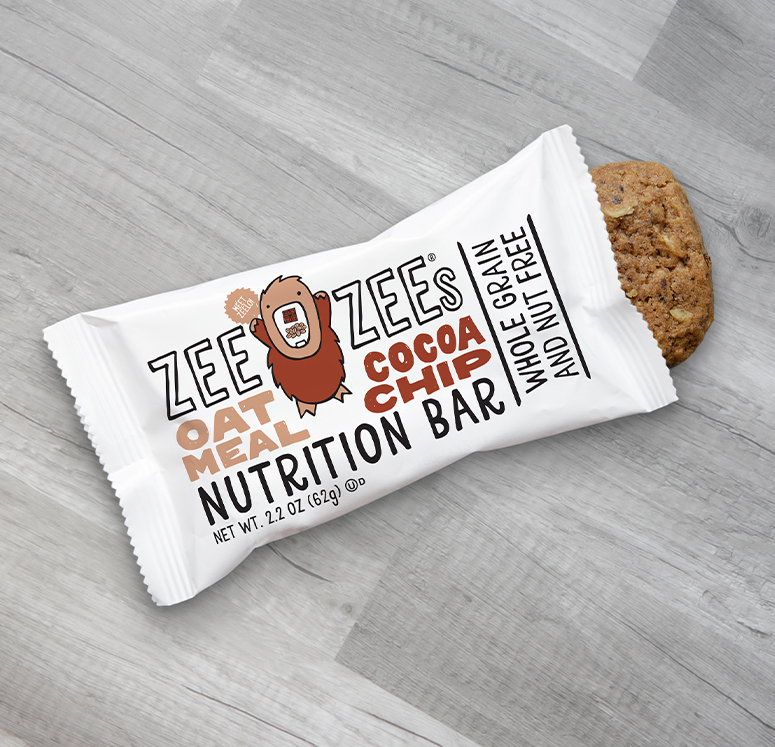 Oatmeal Cocoa Chip Nutrition Bar, 2.2 oz