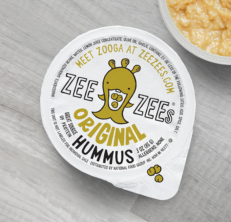 Original Hummus, 3 oz
