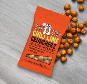 Chili Lime Cruncherz Roasted Chickpeas