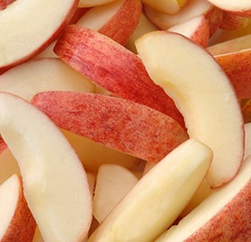 Apples, Sliced IQF
