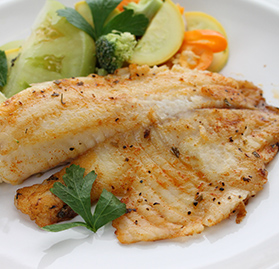 Tilapia, Fillets, 5-7 oz.