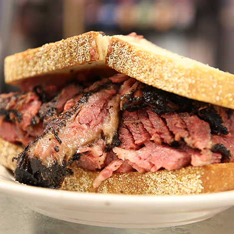 Pastrami, Ends & Pieces, CWT