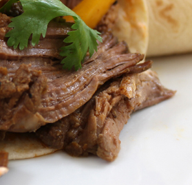 Barbacoa, Beef, Seasoned, Fully Cooked/Sous Vide