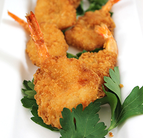 Raw Breaded Butterfly Shrimp 16 20 National Food Group