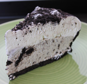 Pie, Cookies & Cream, 10""