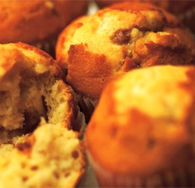 Bakery Mix, Muffin, Basic, AA
