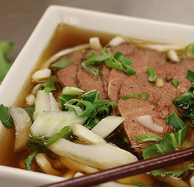 Broth, Beef Pho, AA