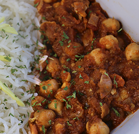 Sauce, Chana Masala, Ready to Use, AA