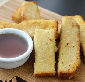Raw French Toast Sticks