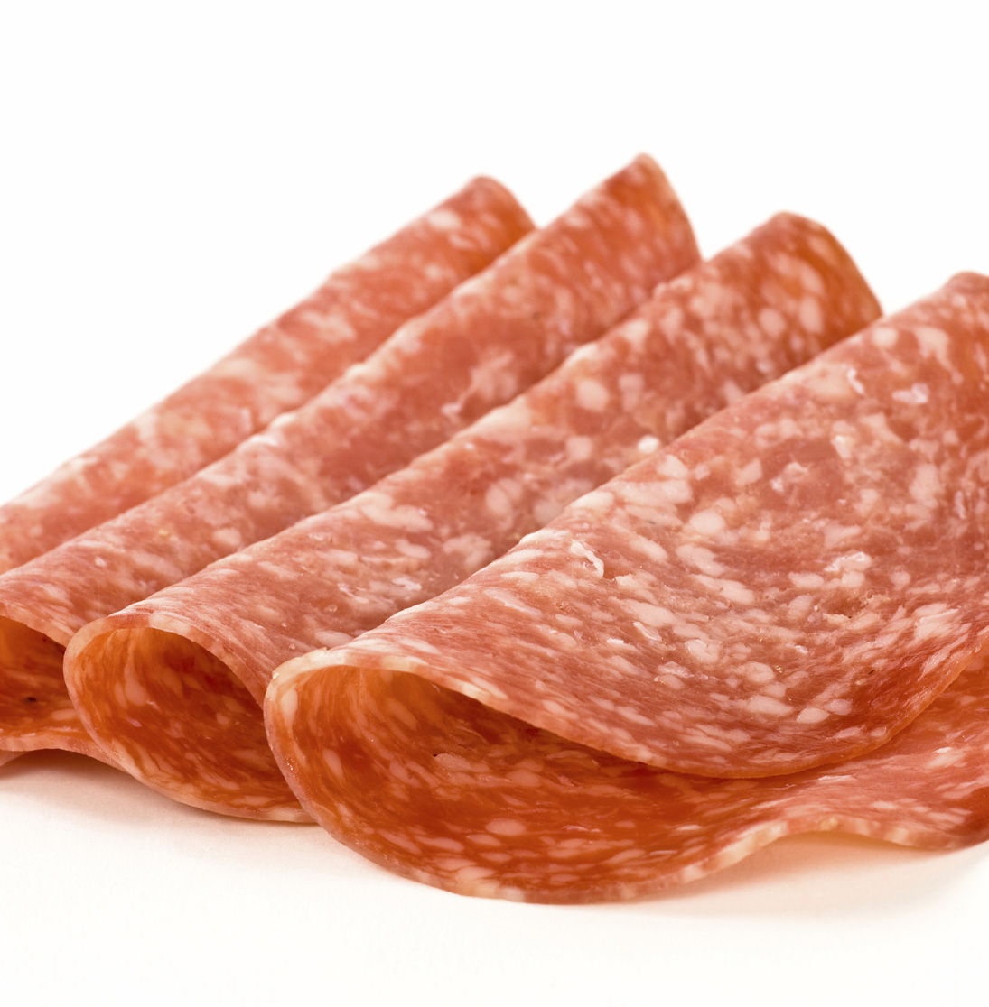 Sliced, Turkey Salami, 1oz, AA
