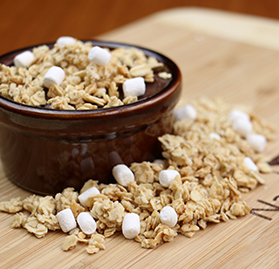Granola, Strawberry, IW, 1.1oz, AA, WG