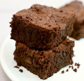 Brownie, Fudge, Mix