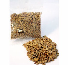 Sunflower Kernels, Roasted, & Salted, Shelled, Clear Wrap, 1.1oz IW, AA